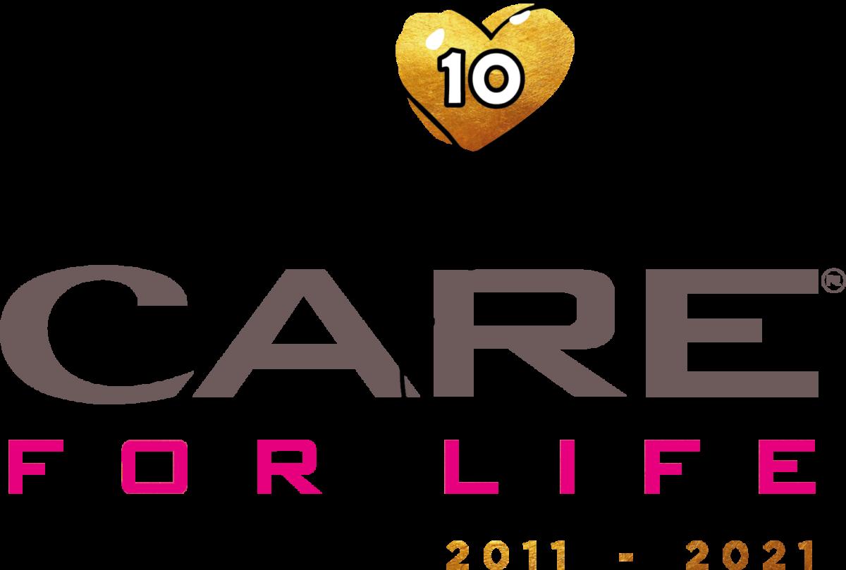 10 jaar care for life