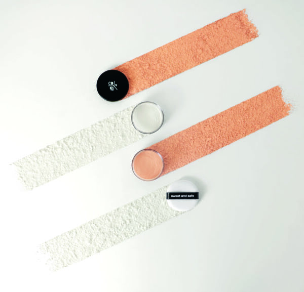 make-up poeders absolution