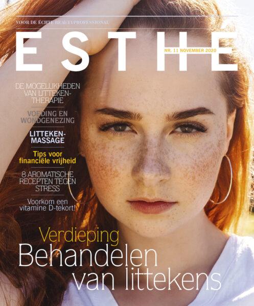 Cover Esthé November 2020