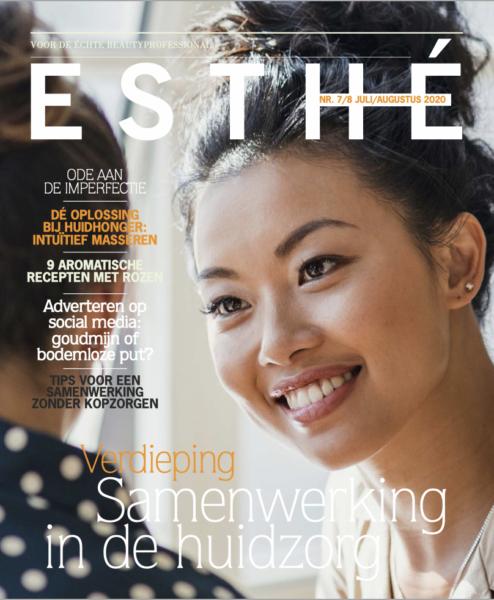 Cover ESTHE 07 en 08