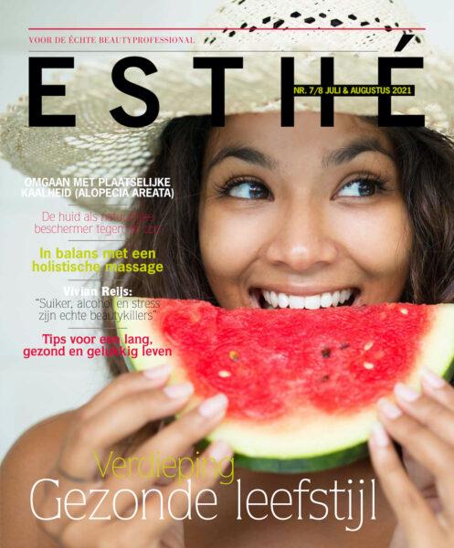 Cover Esthe 7/8 2021