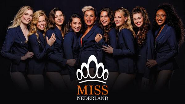 Miss Nederland finalisten 2021