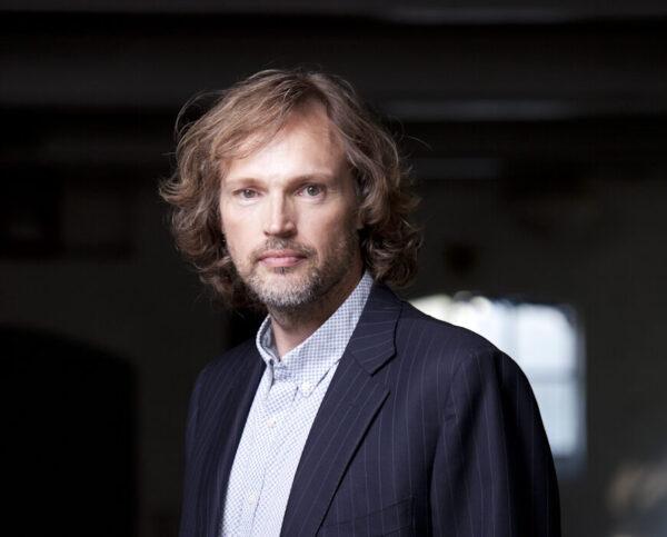 portret Sander Keemel