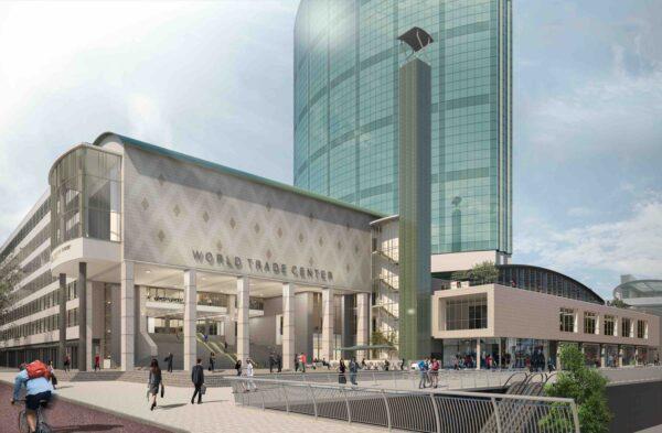 World Trade Center Rotterdam Babor