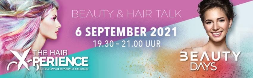 beauty & hair talk