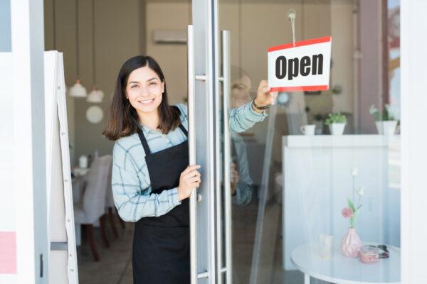 Salon open